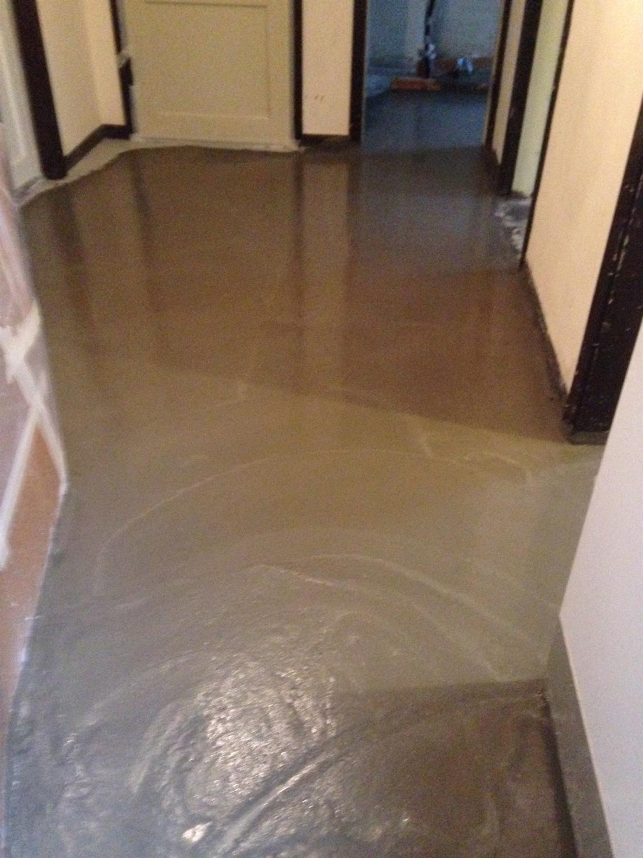 Fugtsikring af kælder i forbindelse med vandskade